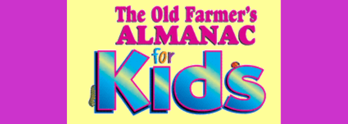 old farmer s almanac for kids